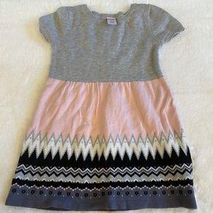 Gymboree Sweater Fair Lisle Dress